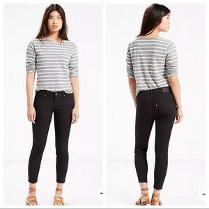 🆕Levi's• 711 Skinny Ankle Jean